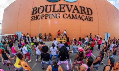 Boulevard promove aulão de ritmos em Camaçari