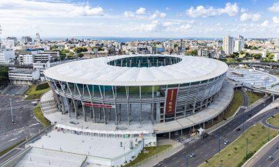 Vitória anuncia acordo com Arena Fonte Nova por 3 anos
