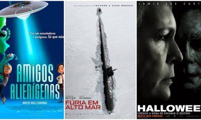Cinema: três filmes estreiam esta semana no Cinemark Camaçari