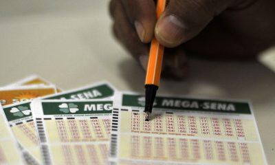Mega-Sena sorteia nesta quinta-feira prêmio de R$ 56 milhões
