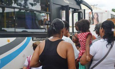 STT muda linhas de ônibus e reduz valor da passagem no roteiro TIR/Parque das Mangabas