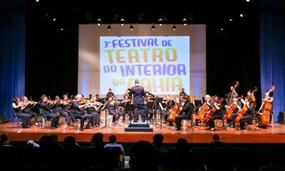 3º Festival de Teatro do Interior da Bahia apresenta espetáculos a preços populares no TCS