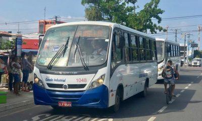 Tarifa de ônibus fica mais cara neste sábado em Camaçari; passagens irão variar entre R$3,00 e R$5,50