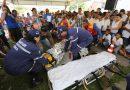 Dias d'Avila e Camaçari passam por simulados de emergência