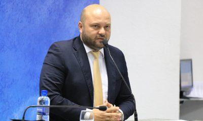 """""""Meu candidato à presidência da Câmara é Jorge Curvelo"""", dispara Dilson Magalhães Jr"""