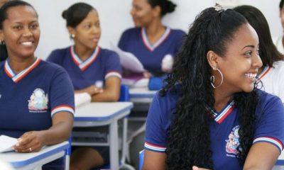 Renovação de matrícula na rede estadual de ensino começa na próxima semana