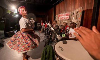 Projeto Samba Chula nas Praças anima bairro do Natal neste fim de semana