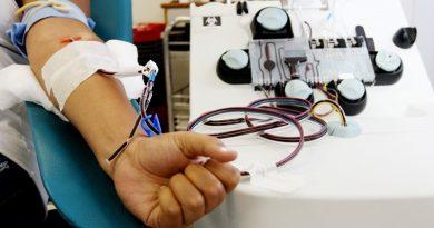 """""""Sua Doação Toca o Coração"""": Hemoba terá programação especial no Dia Nacional do Doador de Sangue"""