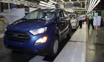 Coronavírus: Ford anuncia férias coletivas em Camaçari