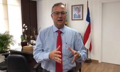 Bahia mantém taxa de mortalidade do coronavírus estável, afirma Fábio Vilas-Boas
