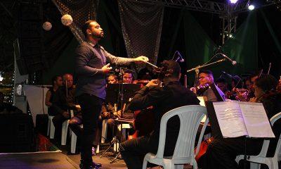 Música, amor e união marcam Natal na Praça Abrantes em Camaçari