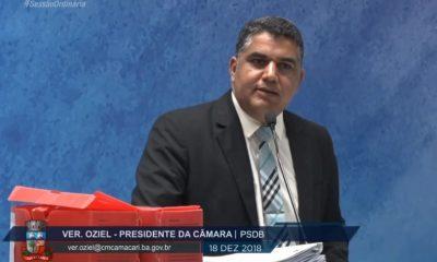 """""""Eu tenho a liberdade de me posicionar assim"""", dispara Oziel após críticas sobre voto contrário a PL do governo"""