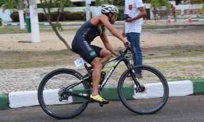 Atleta camaçariense se consagra como campeão baiano de Triathlon Sprint na categoria MTB
