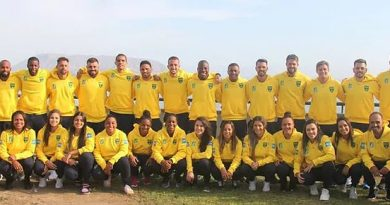 Atletas camaçarienses participam da Copa do Mundo de Fut7 em Curitiba