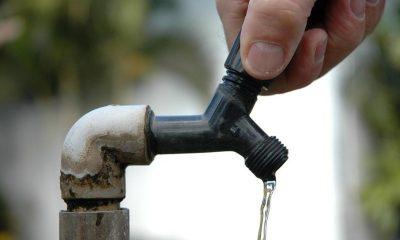 Fornecimento de água será interrompido em quatro localidades da orla de Camaçari nesta quinta