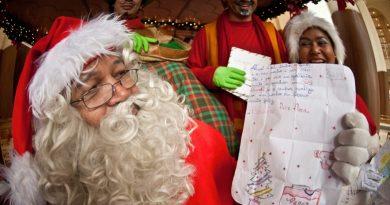 Papai Noel dos Correios: entrega de presente pode ser feita até sábado