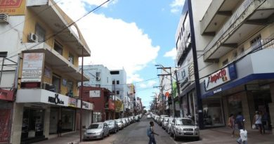 Shopping a céu aberto: tráfego no Centro será modificado para compras de final de ano