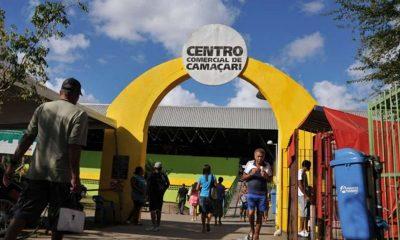 URGENTE: Juiz César Augusto determina que a Feira de Camaçari seja fechada na segunda-feira