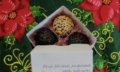 Doce gourmet é uma excelente alternativa de presente no Natal