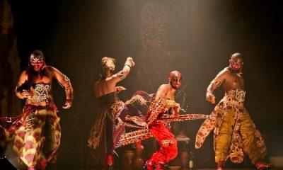 Hoje: Balé Folclórico apresenta espetáculo Herança Sagrada no TCS, com entrada gratuita