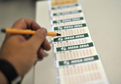 Mega-Sena acumulou e pode pagar R$ 33 milhões nesta quarta