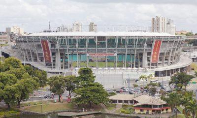 De volta à Arena Fonte Nova, Bahia recebe RB Bragantino pelo Brasileirão Série A