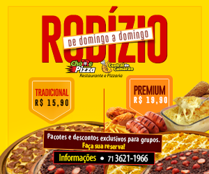 Chame Pizza 300×250