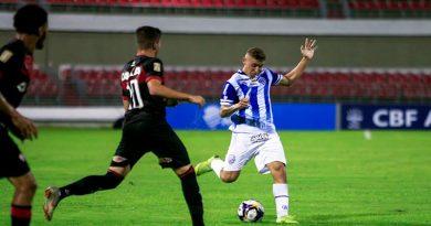 Vitória empata e conquista o primeiro ponto na Copa do Nordeste