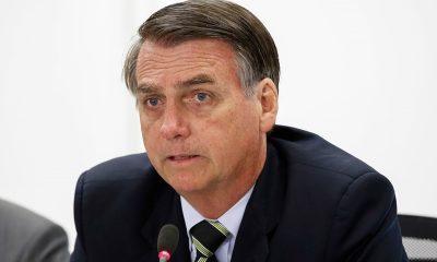 No Twitter, Bolsonaro comenta empréstimos feitos por países e empresas junto ao BNDES