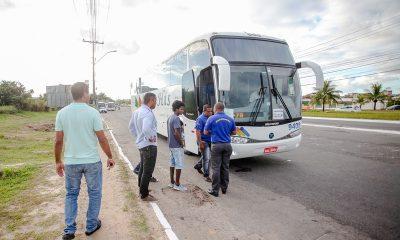 Recadastramento do Transporte Universitário tem início nesta segunda