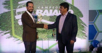 Ricardo Lima é o novo presidente da Federação Baiana de Futebol
