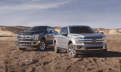 Ford vende mais de 1 milhão de picapes em 2018 e amplia liderança global na categoria