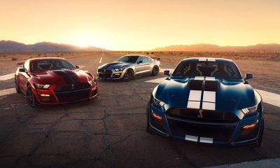 Ford apresenta os novos Shelby GT500, Explorer e Police Interceptor híbrido em Detroit