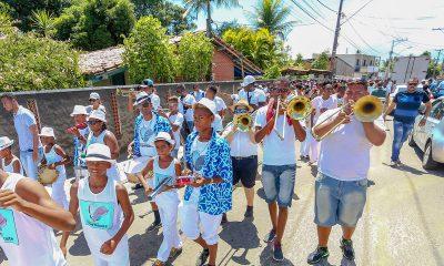 Homenagem a São Francisco de Assis abre ciclo de lavagens em Barra do Pojuca nesta sexta