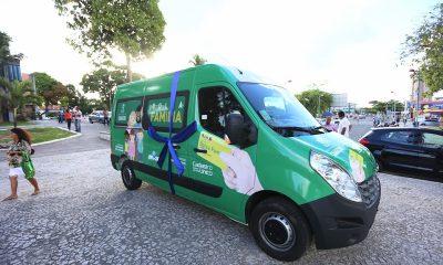 Bolsa Família Itinerante faz primeiros atendimentos do ano em Barra do Pojuca e Caminho do Mar