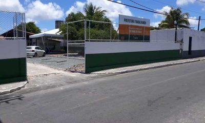 Governo requalifica unidade de saúde em Barra do Pojuca; entrega será nesta segunda