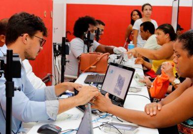 TRE realiza plantão em Lauro de Freitas e Simões Filho para atendimento biométrico