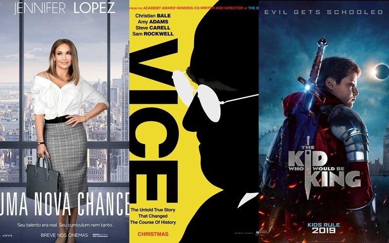 Saiba quais filmes entram em cartaz hoje no Cinemark Camaçari