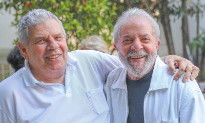 Defesa de Lula recorre ao STF para que ele vá ao enterro do irmão