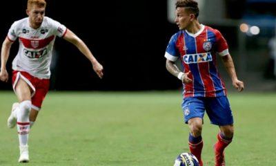 Bahia fica no empate em casa contra o CRB