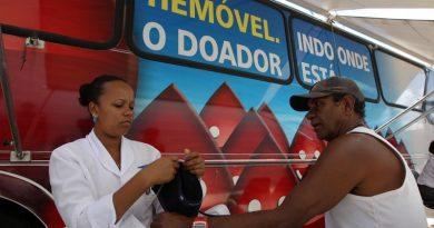 Hemóvel faz coleta externa em shopping e estação do metrô da capital esta semana