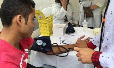 Alimentação e hipertensão será pauta durante ação gratuita em Salvador
