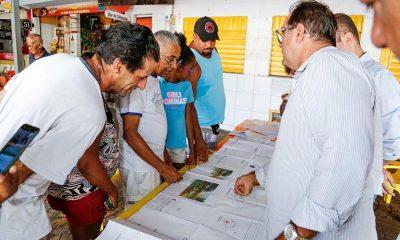 Largo do Caranguejo na Itinga será requalificado; obra deve custar R$ 544 mil