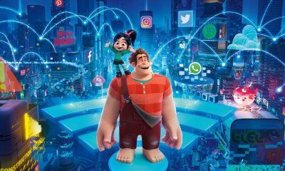 """Cinema: """"WiFi Ralph"""" traz personagens do videogame para uma aventura na internet"""