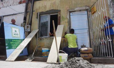 Casa Melhor: 30 casas serão reformadas no Parque Satélite