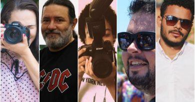 Fotógrafos de Camaçari unem arte e profissionalismo em um clique