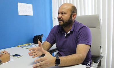 """""""Estou buscando fazer diferente, sempre participando, junto com o presidente e não na ausência"""", dispara Dilson Magalhães Jr."""