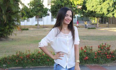 Dias d'Ávila: versátil, Karolina Araújo usa canal no youtube para levar positividade às pessoas