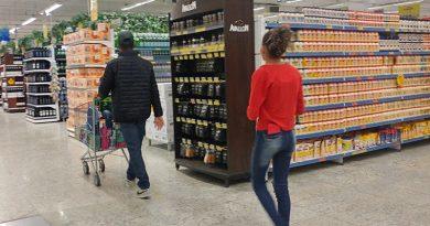 Vendas do varejo baiano diminuem 0,2% em outubro
