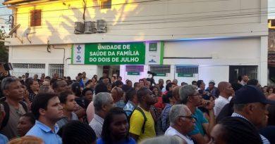 Camaçari: Sesau amplia oferta de serviços em nova unidade de saúde do Dois de Julho